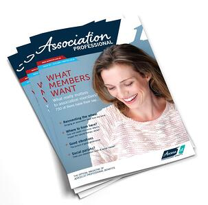 Association Professional issue 2 cover